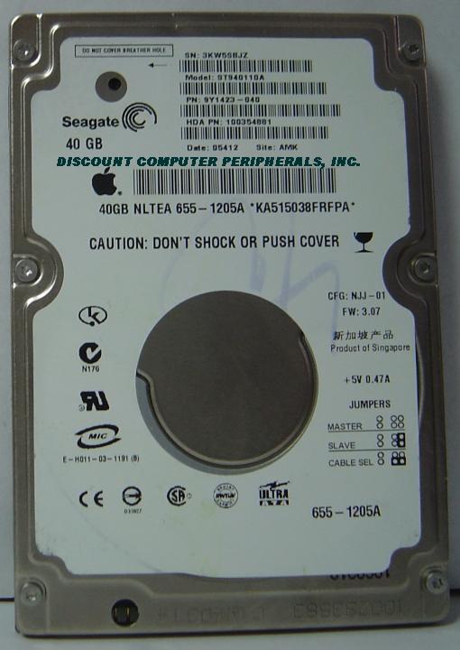 Seagate ST940110A