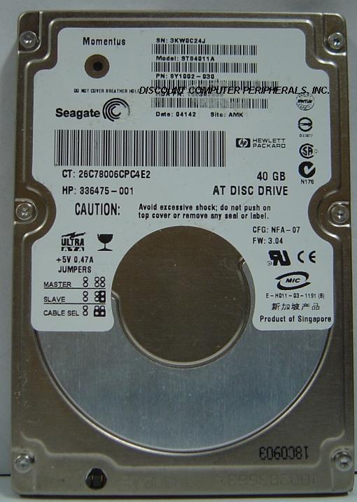 Seagate ST94011A