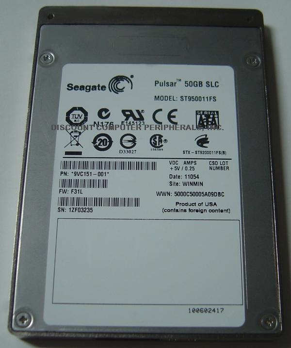 Seagate ST950011FS