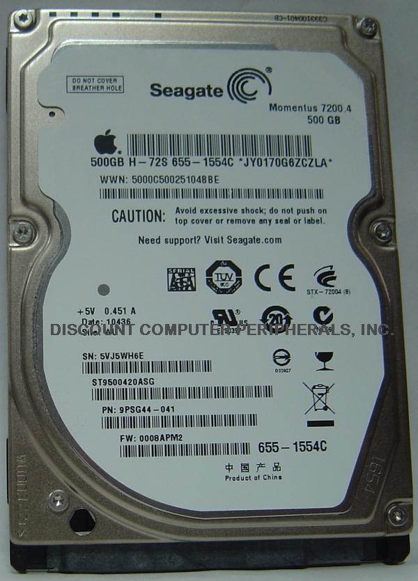 Seagate ST9500420ASG