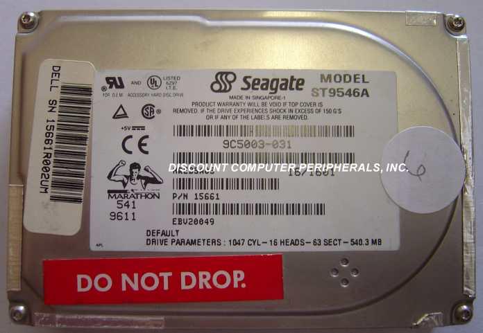 Seagate ST9546A