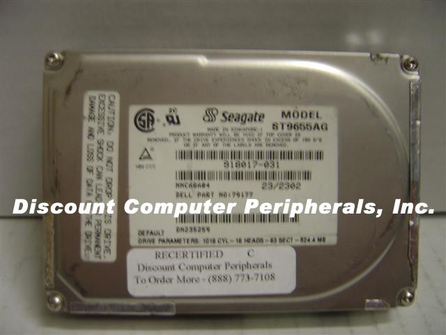 Seagate ST9655AG