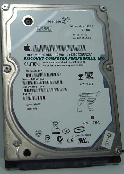 Seagate ST96812AS