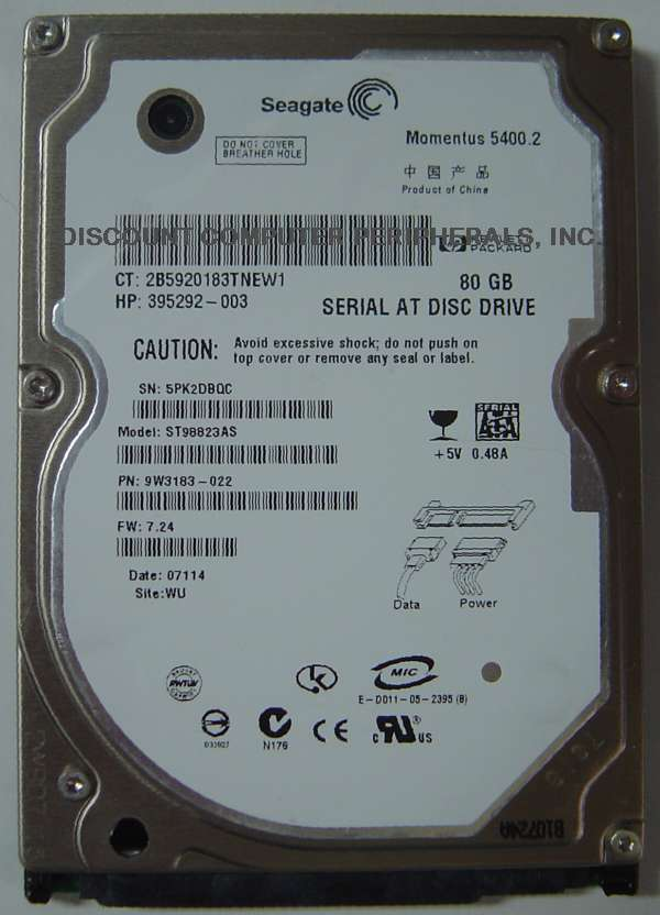 Seagate ST98823AS