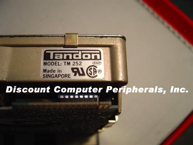 Tandon TM252