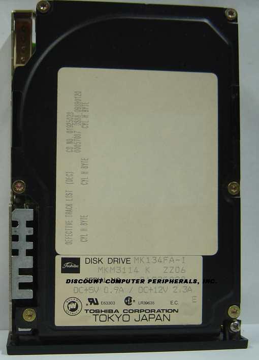 Toshiba MK134FA-I
