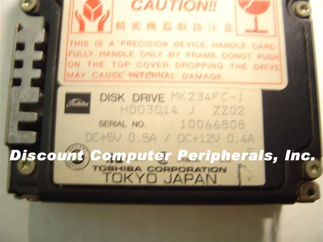 Toshiba MK234FC-I