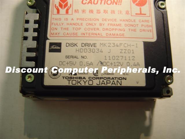 Toshiba MK234FCH-I