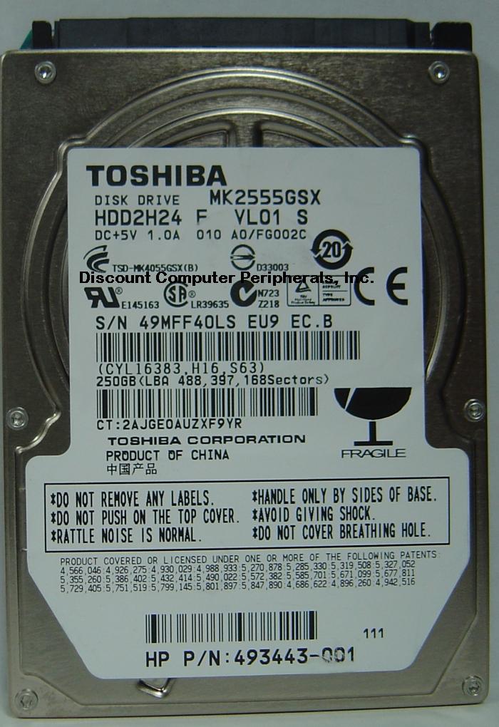 Toshiba MK2555GSX