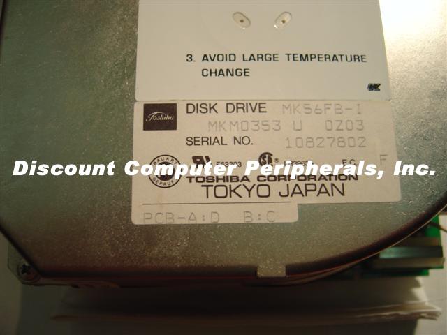 Toshiba MK56FB-I