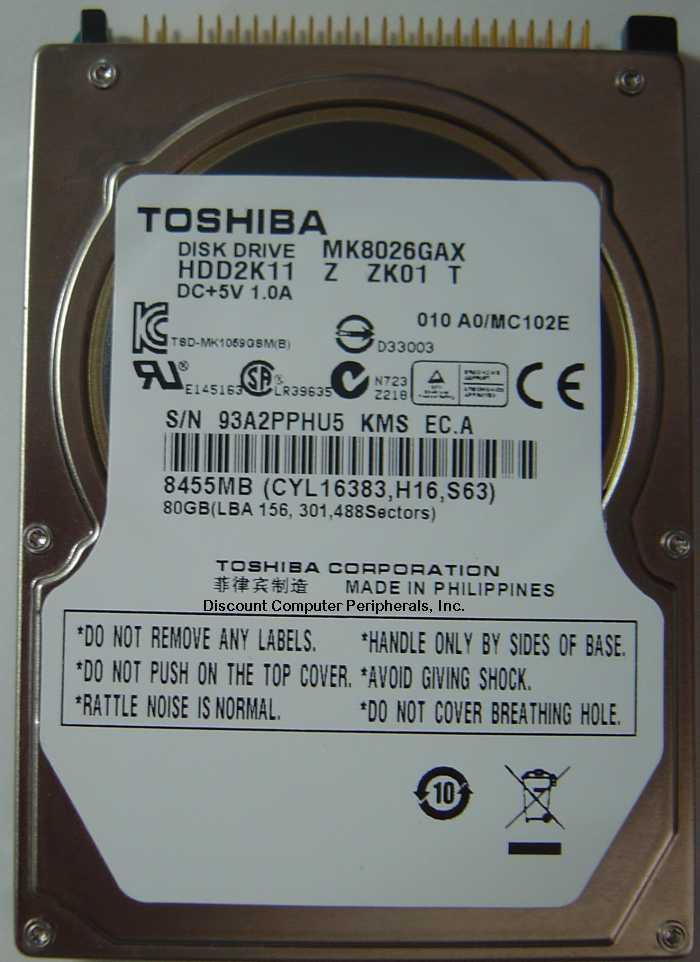 Toshiba MK8026GAX_NEW