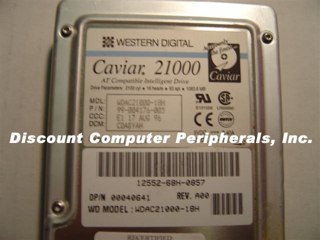 Wd AC21000