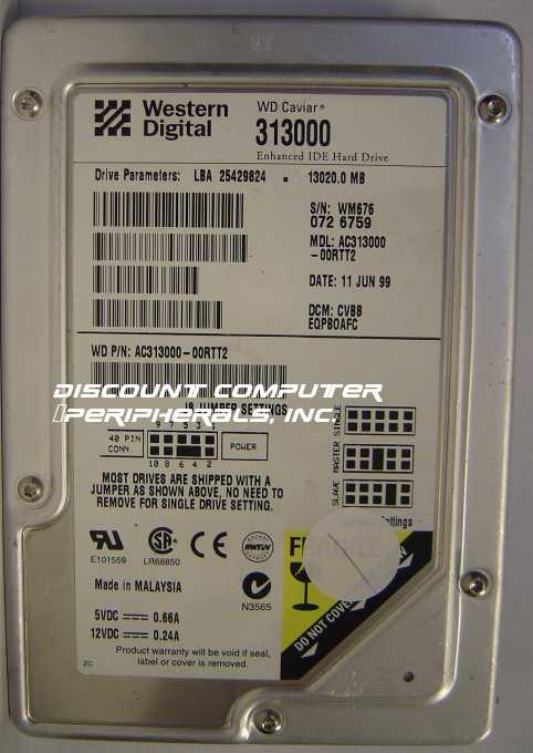 Wd AC313000