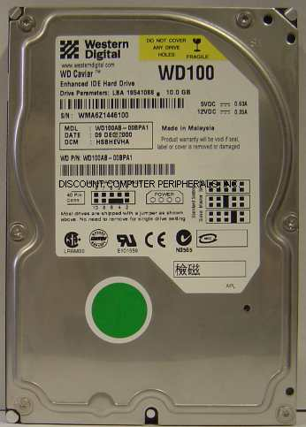 Wd WD100AB
