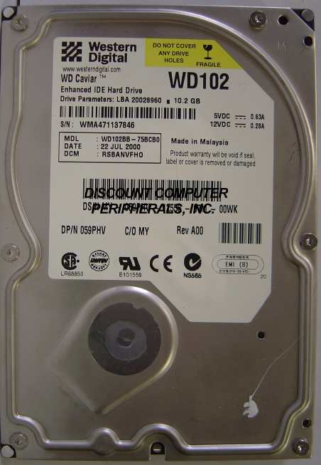 Wd WD102BB
