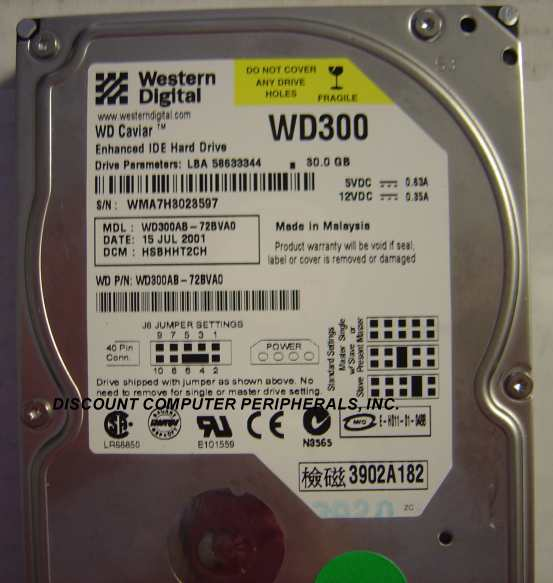 Wd WD300AB