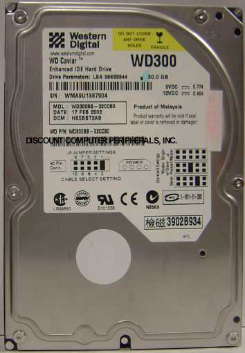 Wd WD300BB