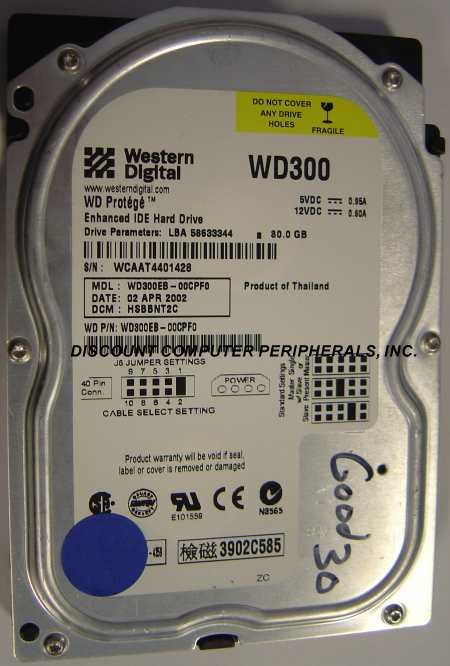 Wd WD300EB