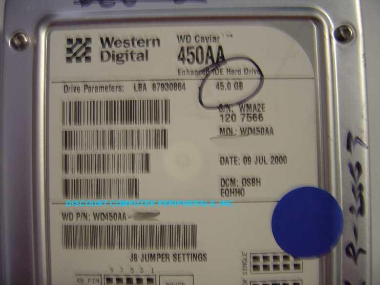 Wd WD450AA