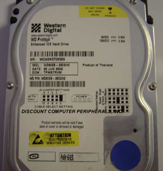 Wd WD80EB