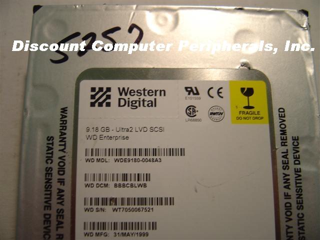 Wd WDE9180_68PIN